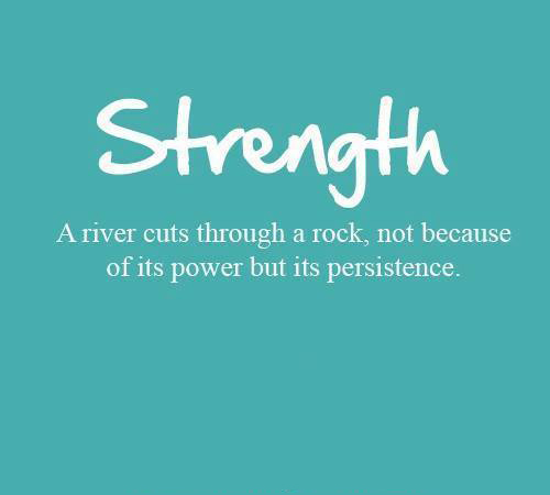 Success: Strength