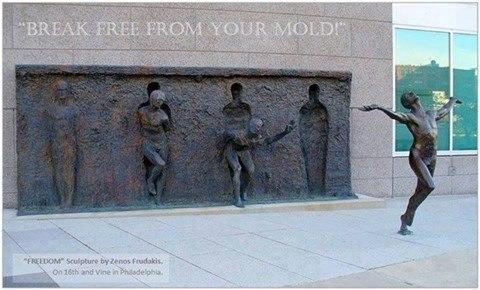 Life Hacks: Break Free From Your Mold