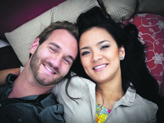 People: Nick Vujicic – You Really Can Do Anything; There's No Harm In Believing So.