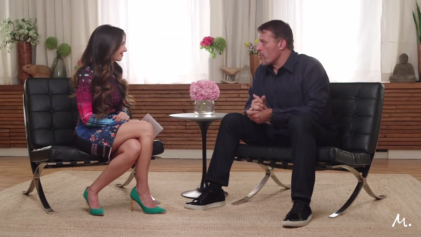 Tony Robbins: Money – All you need to know about a drive to succeed